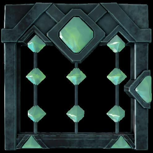 Plain Gleam Trapdoor