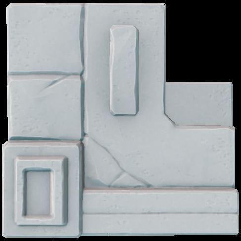 Stylish Stone Trapdoor