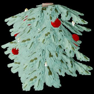 Oortmas Tree Bottom