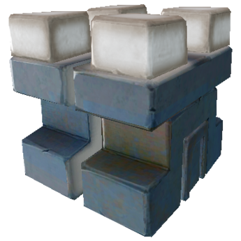 Pigment Processor Power Coil