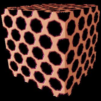 Copper Octigrid