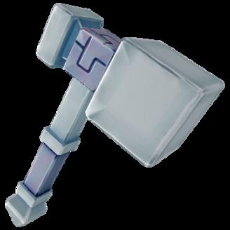 Silver Swift Hammer