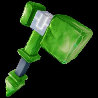 Emerald Heavy Hammer