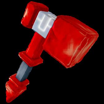 Ruby Balanced Hammer