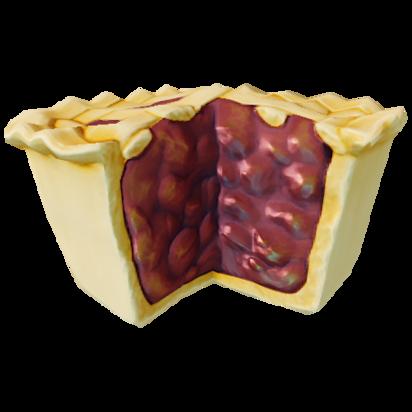 Raw Chill Shielding Pie
