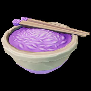 Raw Floating Porridge