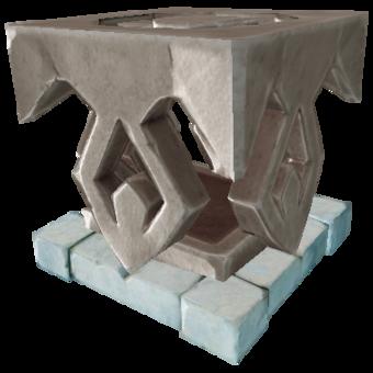 Iron Furnace Base